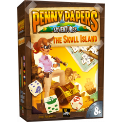 Penny Papers: La Isla de la...